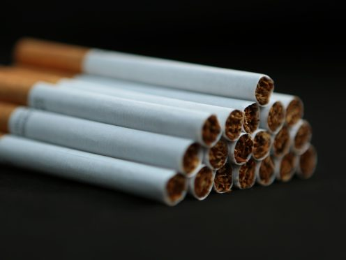 The US proposals would be designed to make cigarettes less addictive (Chris Radburn/PA)