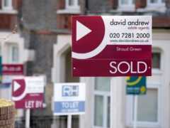 Estate and letting agents are being asked by National Trading Standards to contribute to work to make it easier for consumers to find out all the essentials about a home that they are looking to buy or rent (Yui Mok/PA)