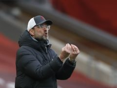 Liverpool manager Jurgen Klopp is hoping for three much-needed points against Arsenal this weekend (Phil Noble/PA)