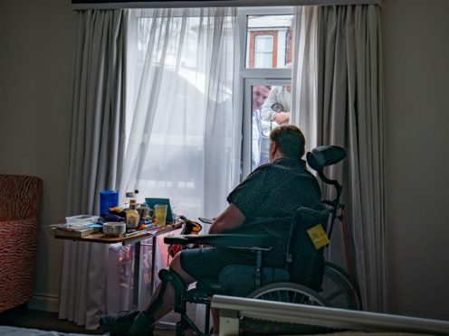 Care home residents will be able to leave their home for 'low risk' visits without having to self-isolate (Aaron Chown/PA Wire)
