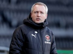 Blackpool manager Neil Critchley hailed the form of Jerry Yates after thrashing Gillingham (Richard Sellers/PA)