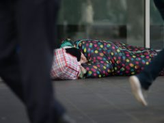 Homeless charity Crisis has condemned the plan (Nick Ansell/PA)