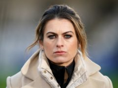 Karen Carney is among a group of BT's on-air talent who have spoken about the online abuse they have suffered (PA)