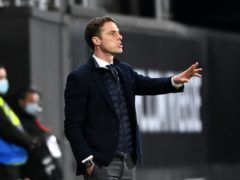 Scott Parker insisted Fulham are going to fight and scrap to avoid relegation this season when they host Wolves on Friday. (Andy Rain/PA)