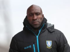 Sheffield Wednesday manager Darren Moore is suffering from pneumonia (Danny Lawson/PA)