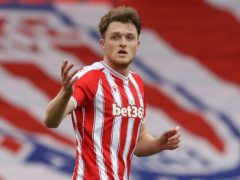 Harry Souttar will miss Stoke's game against Coventry (Martin Rickett/PA)