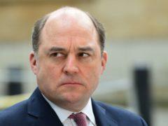 Defence Secretary Ben Wallace (Ian West/PA)