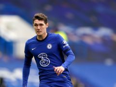 Andreas Christensen will miss out for Chelsea (John Walton/PA)