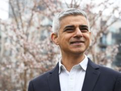 Mayor of London Sadiq Khan has launched his campaign for re-election (Kirsty O'Connor/PA)