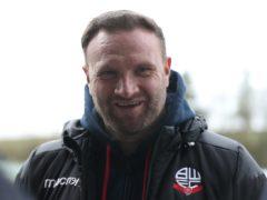 Bolton boss Ian Evatt saw his side return to third place (Bradley Collyer/PA)