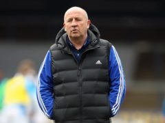 John Coleman has a lengthy injury list (Nigel French/PA)