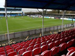 Birmingham City Women play their home games at Damson Park (David Davies/PA)