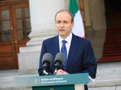 Taoiseach Micheal Martin (Julien Behal Photography/PA)