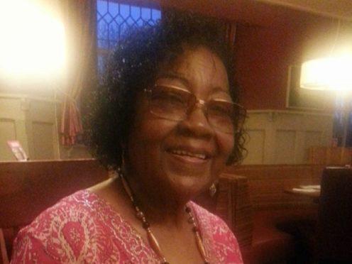 Lucille Downer died in her garden (West Midlands Police/PA)