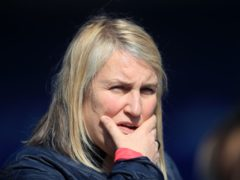 Emma Hayes' Chelsea host Bayern Munich on Sunday (Adam Davy/PA)