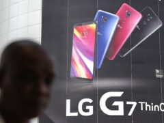 LG is getting out of its loss-making mobile phone business to (Lee Jin-man/AP)