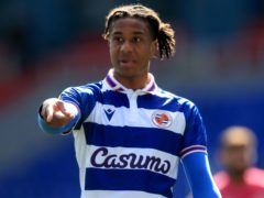 Reading's Michael Olise opened the scoring in the win over Derby (Adam Davy/PA).
