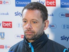 Sheffield Wednesday assistant manager Jamie Smith says the draw with Bristol City felt like a defeat (Isaac Parkin/PA)