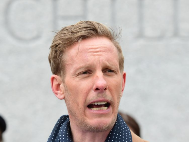 Leader of the Reclaim Party, Laurence Fox (Ian West/PA)