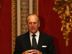 The Duke of Edinburgh (PA)