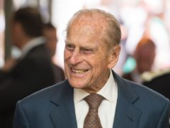 The Duke of Edinburgh (Dominic Lipinski/PA)
