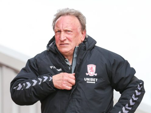 Neil Warnock wants Rotherham to stay up (Isaac Parkin/PA)