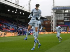 Kai Havertz was back among the goals in Chelsea's win at Crystal Palace (Mike Hewitt/PA)