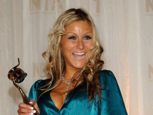 Nikki Grahame (Ian West/PA)