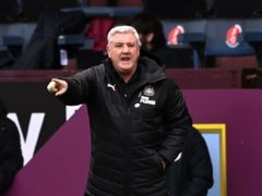 Newcastle head coach Steve Bruce will lock horns with West Ham counterpart David Moyes on Saturday (Stu Forster/PA)