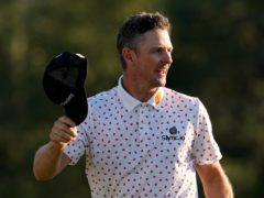 Justin Rose had to settle for seventh place in the 84th Masters (David J. Phillip/AP)