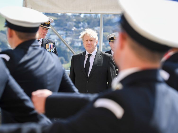 Duke of Edinburgh death (Finnbarr Webster/PA)