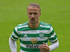 Leigh Griffiths is aiming to play his way into Scotland's Euro 2020 squad (Andrew Milligan/PA)