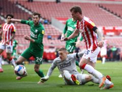 Stoke and Preston shared the points at the Bet365 stadium (Tim Goode/PA)