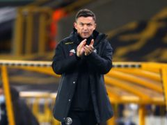 Paul Heckingbottom is in interim charge of Sheffield United (Geoff Caddick/PA).