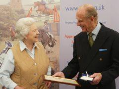The Queen and the Duke of Edinburgh (Steve Parsons/PA)
