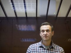 Alexei Navalny (AP Photo/Alexander Zemlianichenko, File)