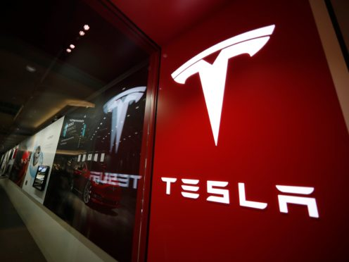 Tesla has posted a strong profit for the first quarter of the year (David Zalubowski/AP)