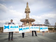 The Alba Party estimates the policy would cost £380 million per year (Jane Barlow/PA)