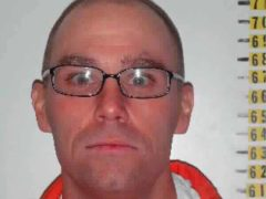 Zane Michael Floyd is death row inmate in Nevada (Nevada Department of Corrections via AP,File)