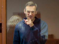 Russian opposition leader Alexei Navalny (Babuskinsky District Court Press Service via AP)