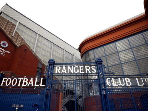 Rangers are disappointed with their appeal failure (Jane Barlow/PA)