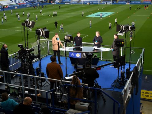 Telecoms giant BT has confirmed it is in talks with several companies over the future of BT Sport (Rui Vieira/PA)