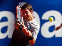 Cameron Norrie has been in fine form on the clay (Joan Monfort/AP)