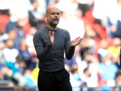Manchester City manager Pep Guardiola believes his side's season has been extraordinary regardless of what else happens (Adam Davy/PA)
