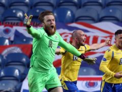St Johnstone goalkeeper Zander Clark has been backed for a Scotland call-up (Andrew Milligan/PA)
