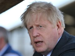Prime Minister Boris Johnson has come under pressure over renovations to his Downing Street flat (Paul Ellis/PA)