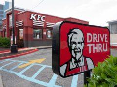 Yum Brands runs KFC, Pizza Hut and Taco Bell and KFC restaurants (AP)