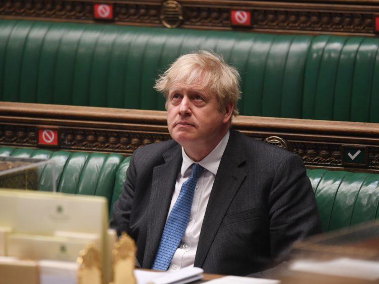 Prime Minister Boris Johnson (UK Parliament/Jessica Taylor)