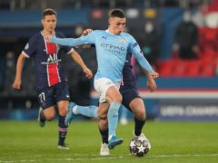 Manchester City are dreaming of the Champions League final after a superb second-half fightback against 10-man Paris St Germain on Wednesday (Julien Poupert/PA)