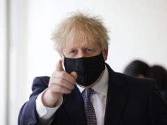 Prime Minister Boris Johnson said he will comply with 'whatever' the Electoral Commission wants after the watchdog launched an investigation into the refurbishment of his Downing Street flat (Dan Kitwood/PA)